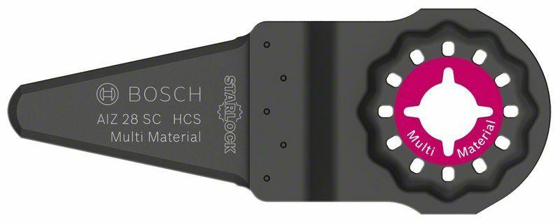 HCS univerzální řezačka spár AIZ 28 SC - 28 x 40 mm - 3165140665995 BOSCH