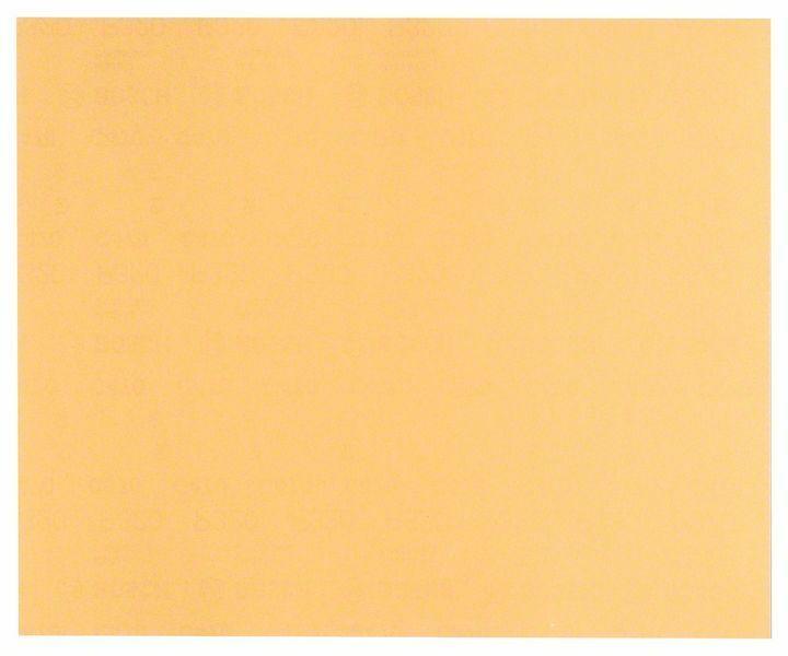 Brusný papír C470; 230 x 280 mm, 100 - 3165140673235 BOSCH