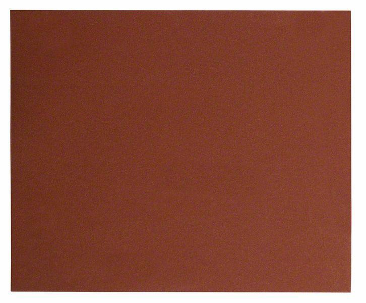 Brusný papír J475; Gewebeschleifblatt, J475, 230x280 mm, K80 - 3165140678407 BOSCH