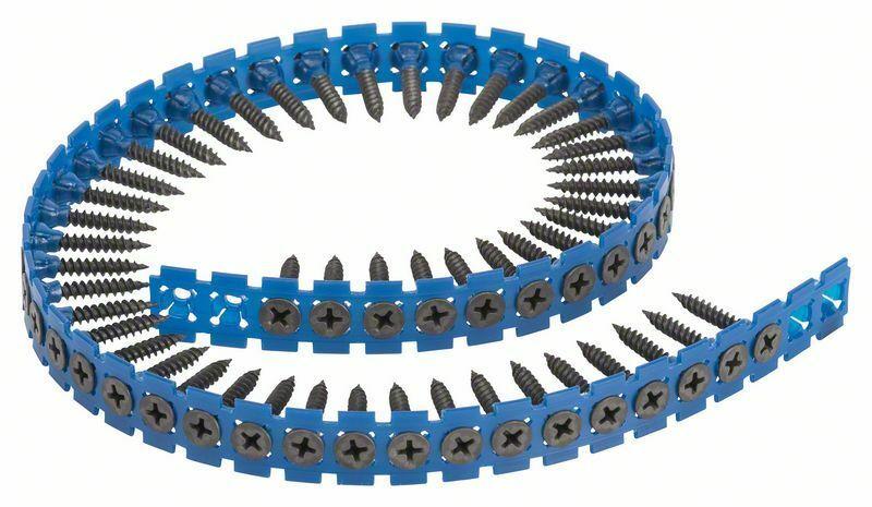 Rychlořezný šroub, jemný závit 3,9 x 25 - S-F; 25 mm - 3165140688307 BOSCH