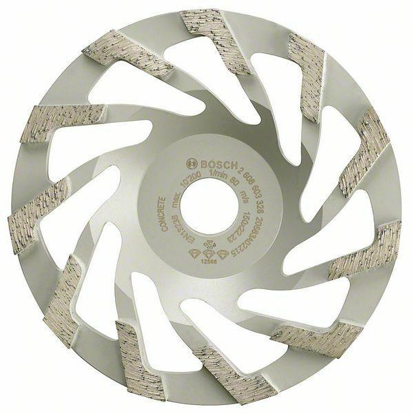 Diamantový hrncový kotouč Best for Concrete - 150 x 19/22,23 x 5 mm, pro Hilti DG 150 - 31 BOSCH