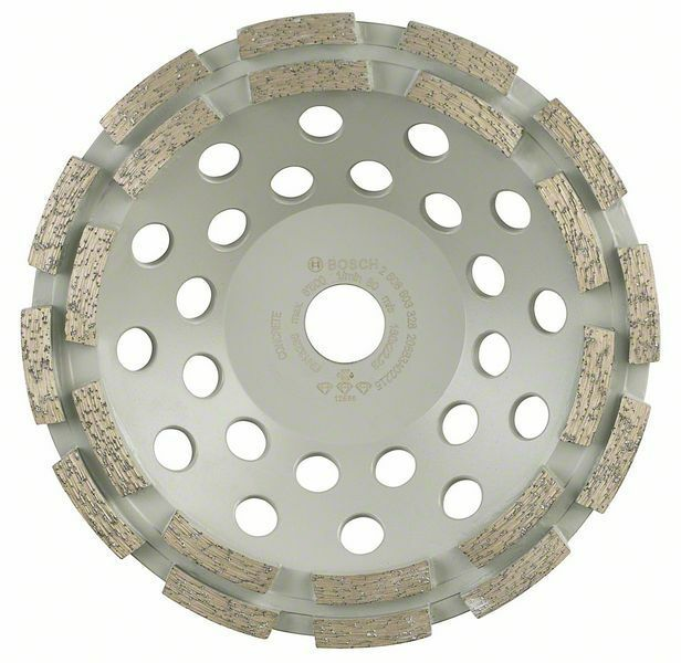 Diamantový hrncový kotouč Best for Concrete - 180 x 22,23 x 5,5 mm, pro brusku na beton Ei BOSCH