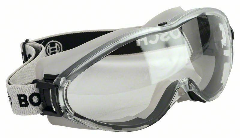 Panoramatické ochranné brýle GO FV2 - EN 166 BOSCH