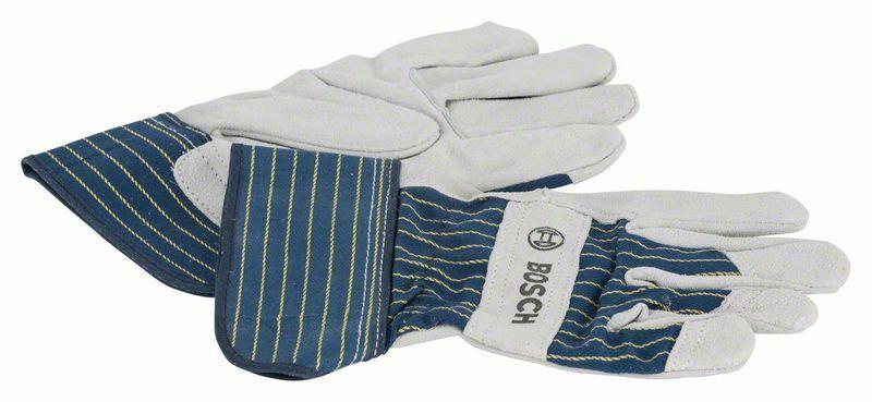 Ochranné rukavice z hovězí štípané kůže GL SL 10 - EN 388 BOSCH