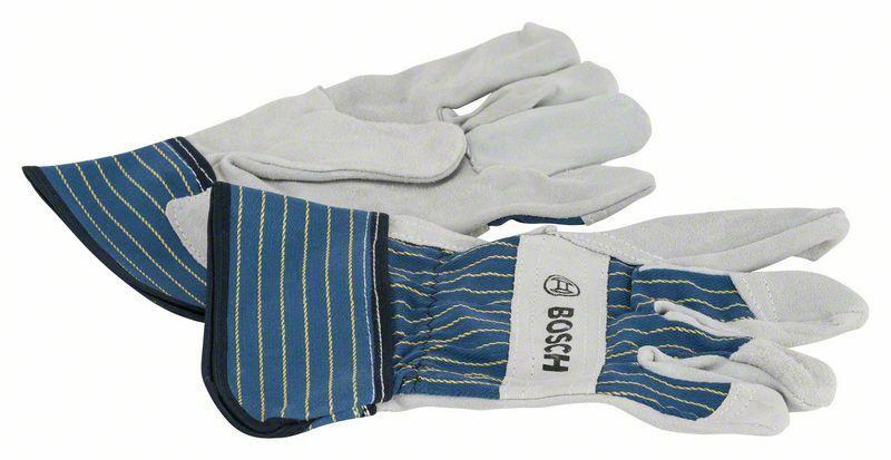 Ochranné rukavice z hovězí štípané kůže GL SL 11 - EN 388 BOSCH