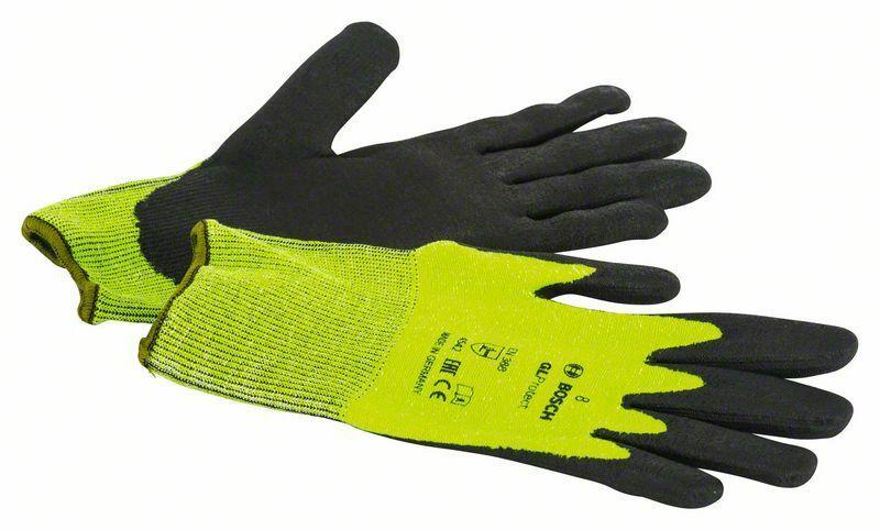Ochranné rukavice proti pořezání GL Protect 8 - EN 388 BOSCH