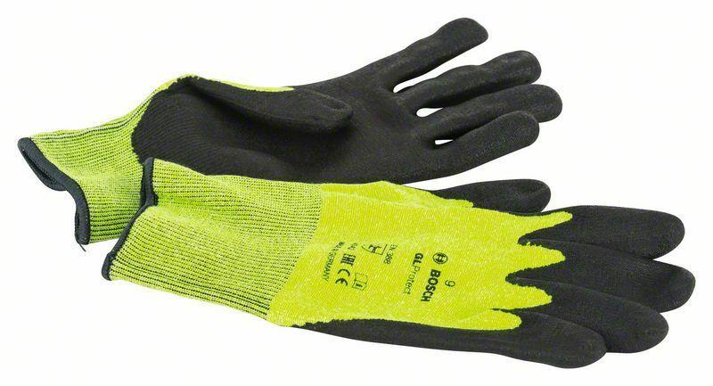 Ochranné rukavice proti pořezání GL Protect 9 - EN 388 BOSCH