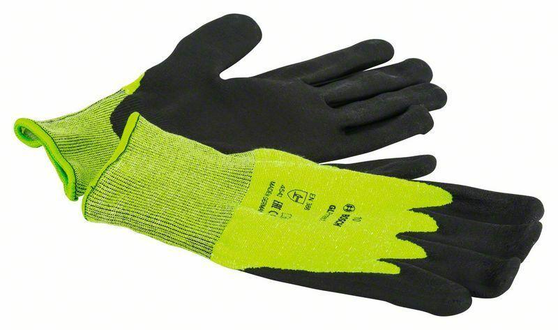 Ochranné rukavice proti pořezání GL Protect 10 - EN 388 BOSCH