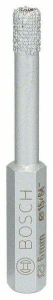 Diamantový vrták pro vrtání za sucha Standard for Ceramics; 6 x 33 mm BOSCH