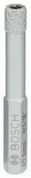 Diamantový vrták pro vrtání za sucha Standard for Ceramics; 8 x 33 mm BOSCH
