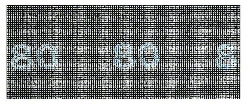 Brusná mřížka; 93 x 230 mm, 80 - 3165140714495 BOSCH