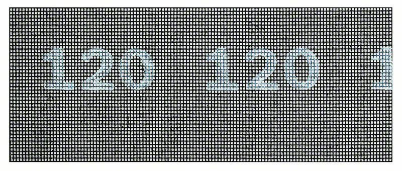 Brusná mřížka; 93 x 230 mm, 120 - 3165140714501 BOSCH