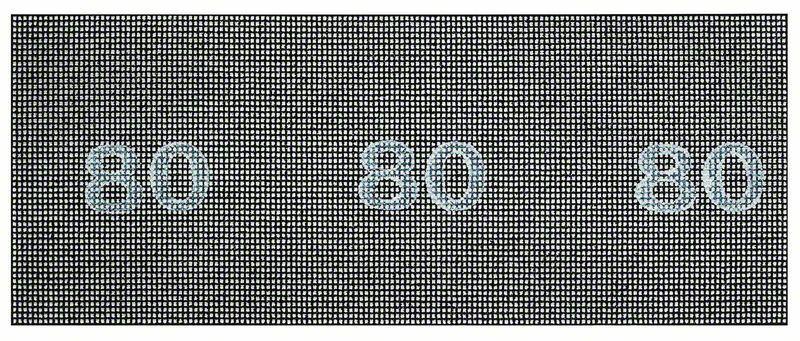 Brusná mřížka; 115 x 280 mm, 80 - 3165140714525 BOSCH