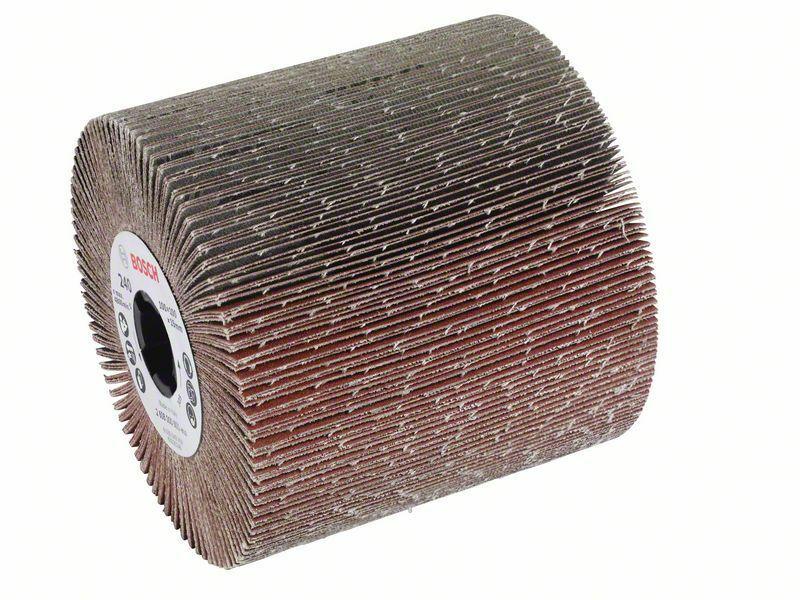 Lamelový brusný váleček; 19 mm, 80, 100 mm, 100 mm - 3165140732819 BOSCH