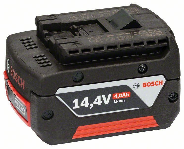 Zásuvný akumulátor GBA 14,4V 4,0Ah M-C; HD, 4,0 Ah, Li Ion - 3165140770576 BOSCH