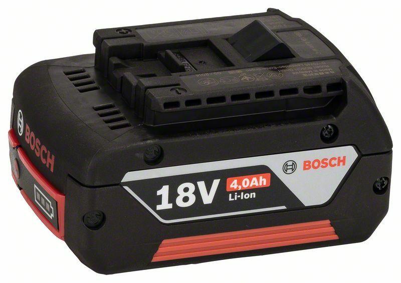 Zásuvný akumulátor GBA 18V 4,0Ah M-C; HD, 4,0 Ah, Li Ion - 3165140770583 BOSCH