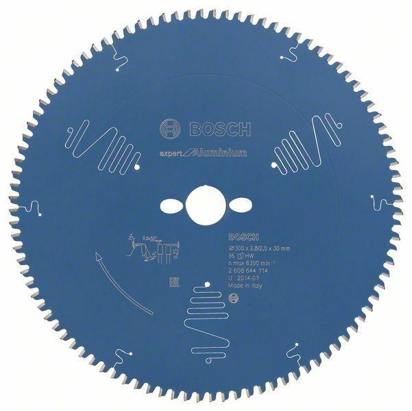 Pilový kotouč Expert for Aluminium; 300 x 30 x 2,8 mm, 96 - 3165140796804 BOSCH