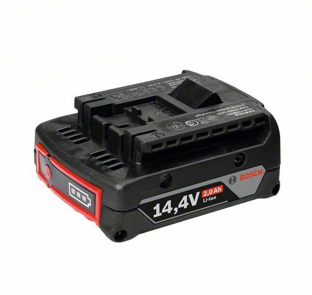Zásuvný akumulátor GBA 14,4V 2,0Ah M-B; SD, 2,0 Ah, Li Ion - 3165140801287 BOSCH