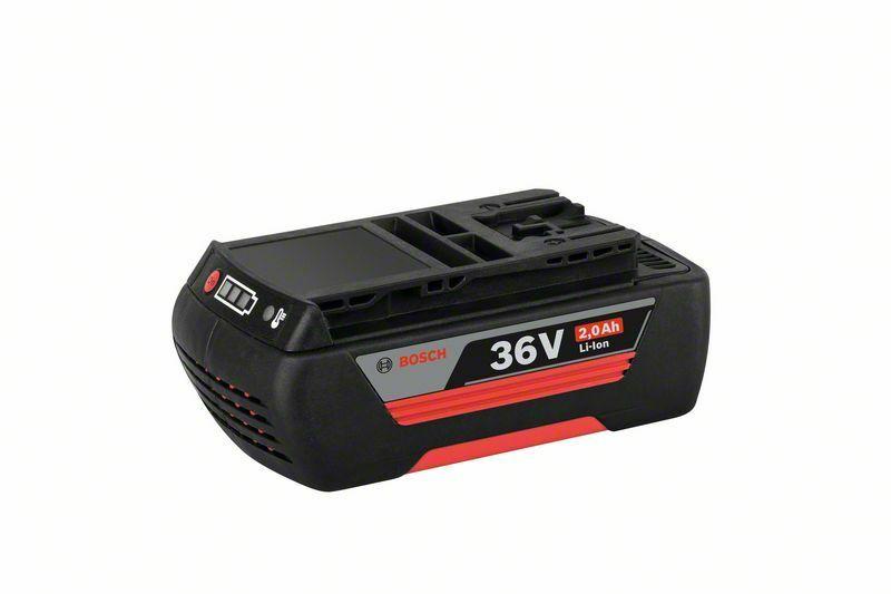 Zásuvný akumulátor GBA 36V 2,0Ah H-B; SD, 2,0 Ah, Li Ion BOSCH