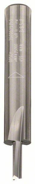 Drážkovací fréza, tvrdokov; 8 mm, D1 3 mm, L 9,5 mm, G 50,7 mm - 3165140802000 BOSCH