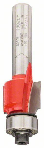 Zaoblovací fréza; 8 mm, D 16,7 mm, R1 2 mm, L 12,7 mm, G 55 mm - 3165140802185 BOSCH