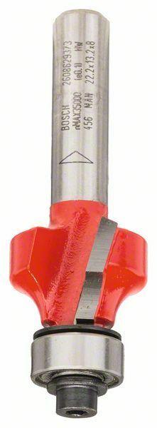 Zaoblovací fréza; 8 mm, D 22,2 mm, R1 4,75 mm, L 13,2 mm, G 55 mm - 3165140802208 BOSCH