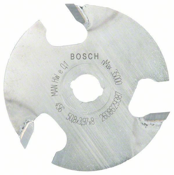 Kotoučová fréza; 8 mm, D1 50,8 mm, L 4 mm, G 8 mm - 3165140802345 BOSCH