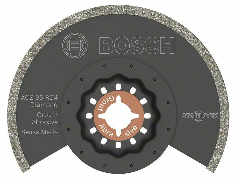 Segmentový pilový kotouč s diamantovými zrny ACZ 85 RD4 - 85 mm - 3165140832977 BOSCH