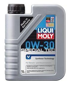 Motorový olej Liqui Moly Special Tec V 0W30 1L