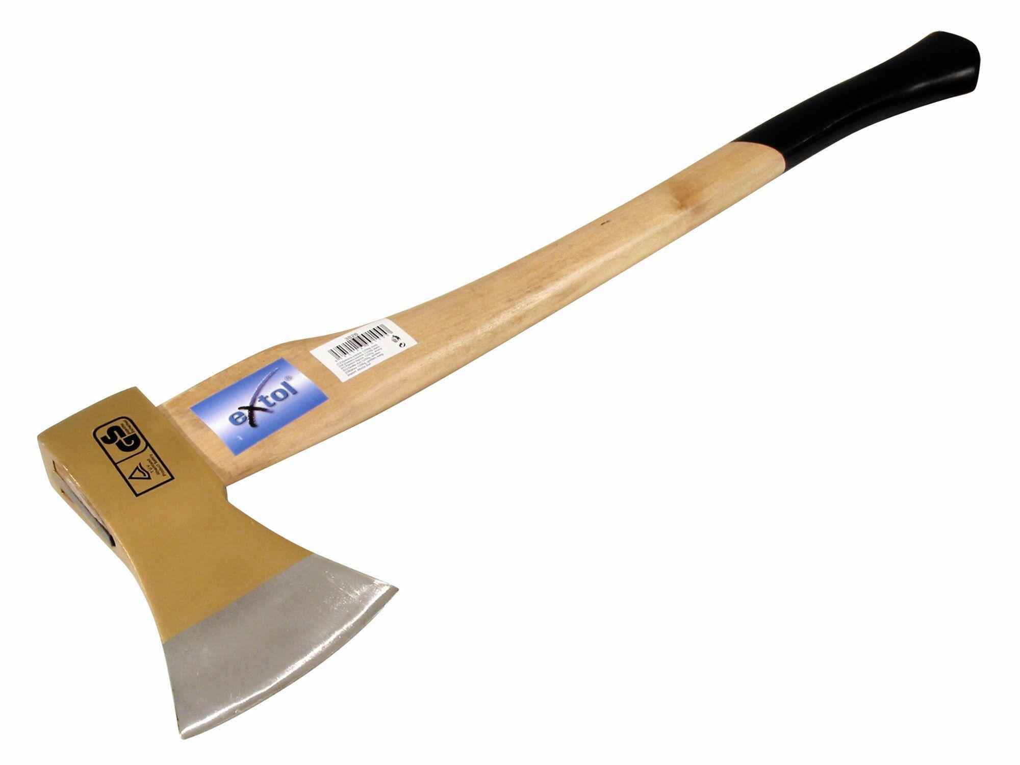 Sekera zlatá, 1400g, násada 70cm EXTOL-CRAFT