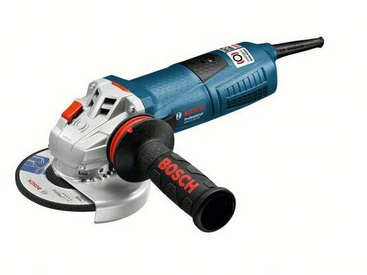 Malá úhlová bruska Bosch GWS 13-125 CIX Professional, 1.300 W, 060179E106