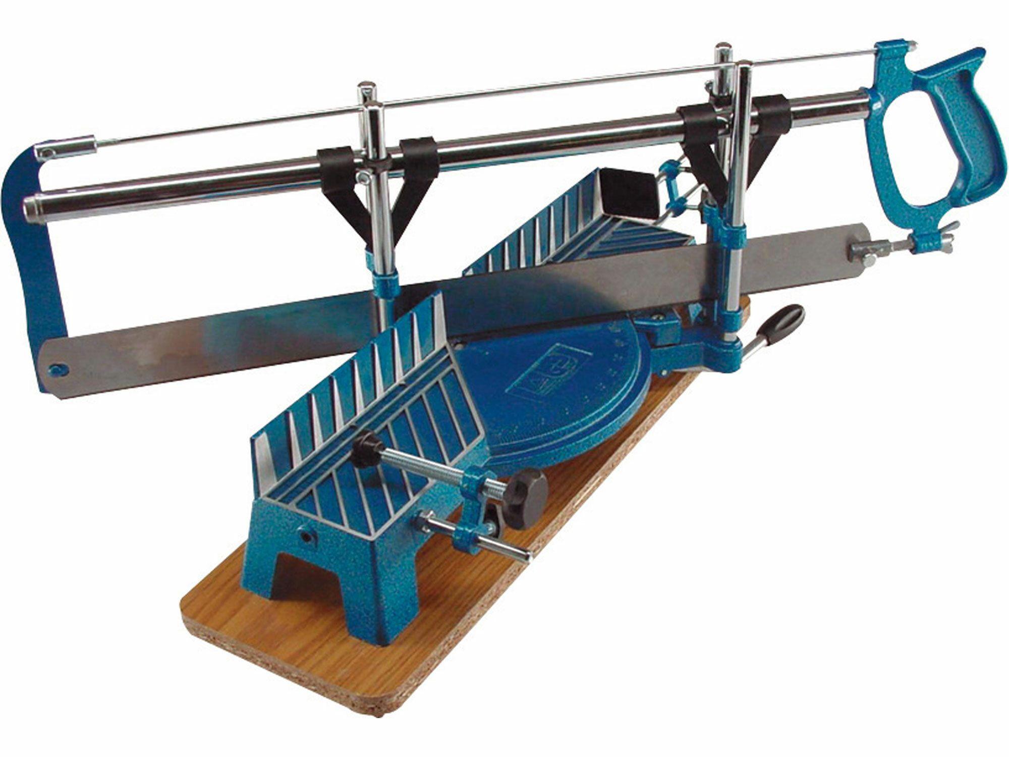 Přípravek na řezání úhlů - pokosová pila, 550mm, EXTOL CRAFT