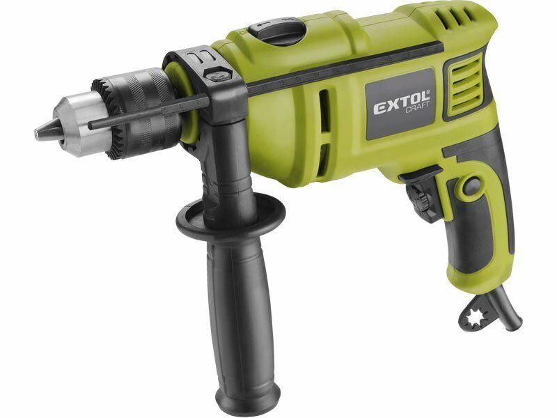 Vrtačka s příklepem, 550W, 401163 EXTOL-CRAFT