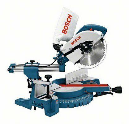 Pokosová pila Bosch GCM 10 S Professional
