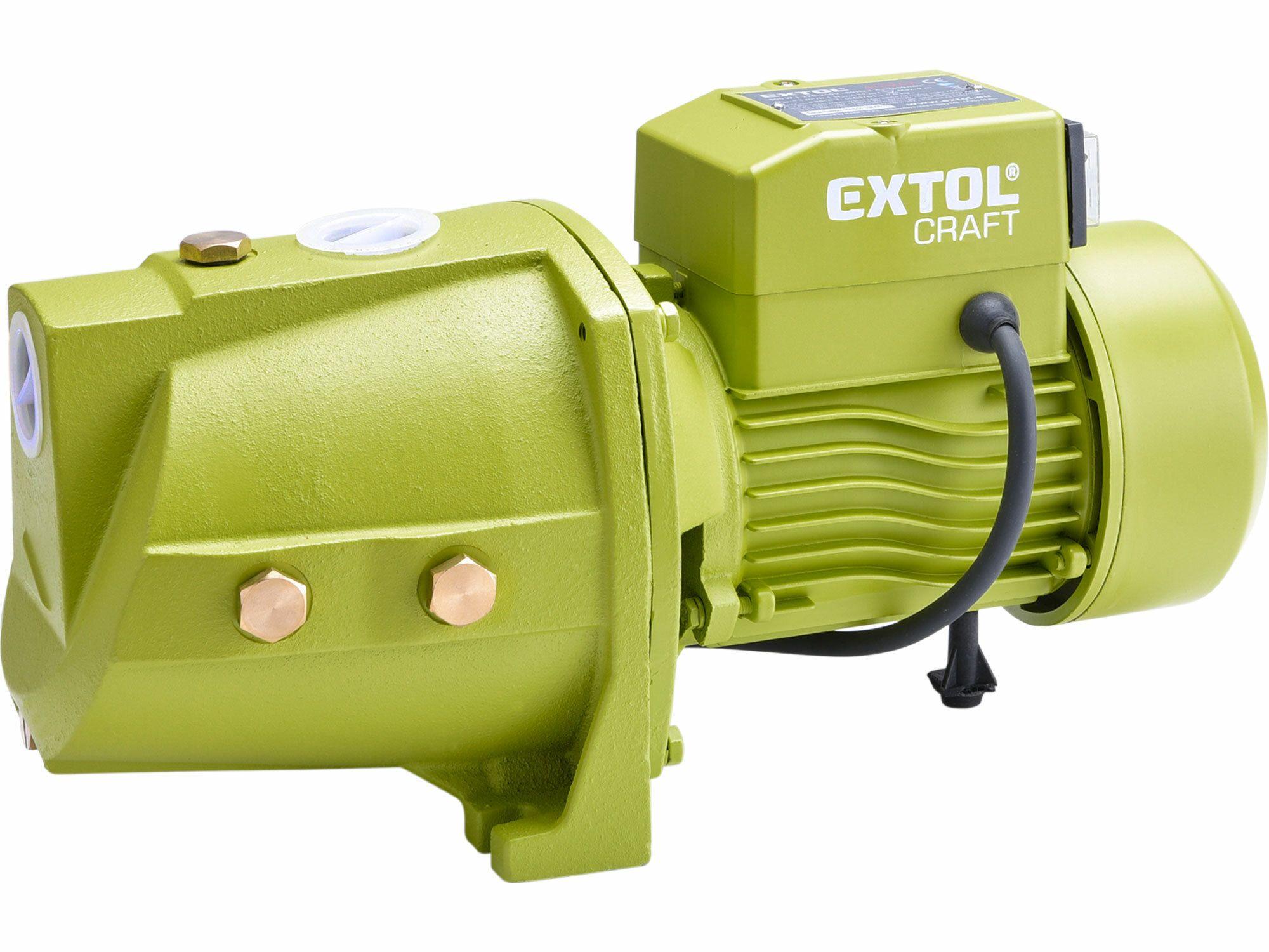 Čerpadlo el. proudové, 500W, 3080l/hod EXTOL-CRAFT