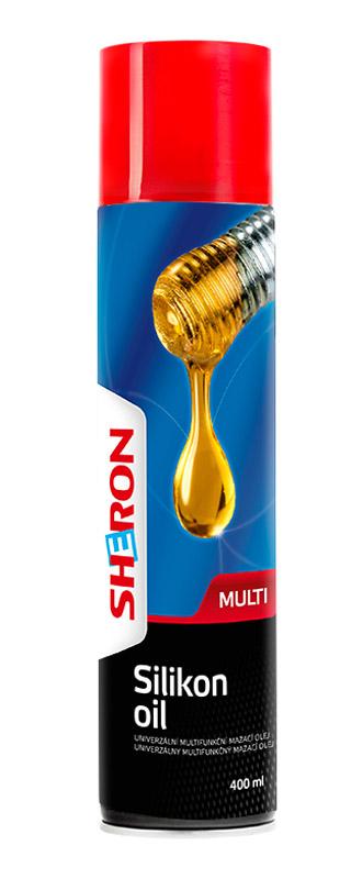 Silikonový olej 400 ml SHERON