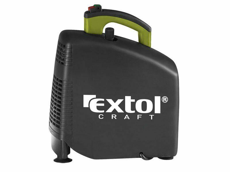 Kompresor bezolejový, 1100W EXTOL-CRAFT