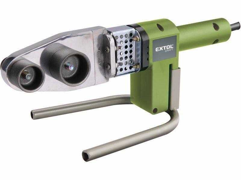 Svářečka polyfúzní nožová, 600W, 0-300°C, EXTOL CRAFT, 419311