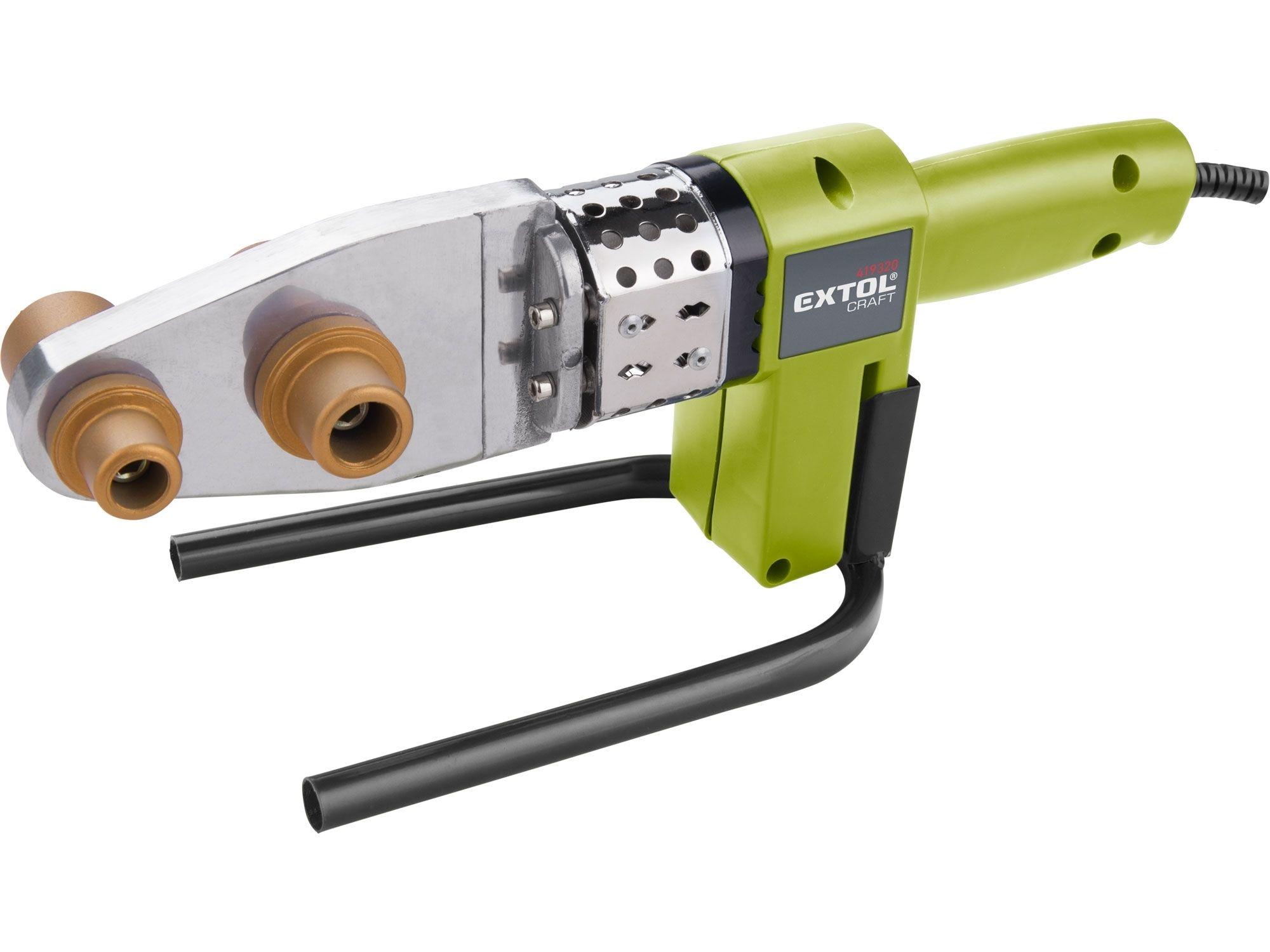 Svářečka polyfúzní, nožová, 875W EXTOL-CRAFT