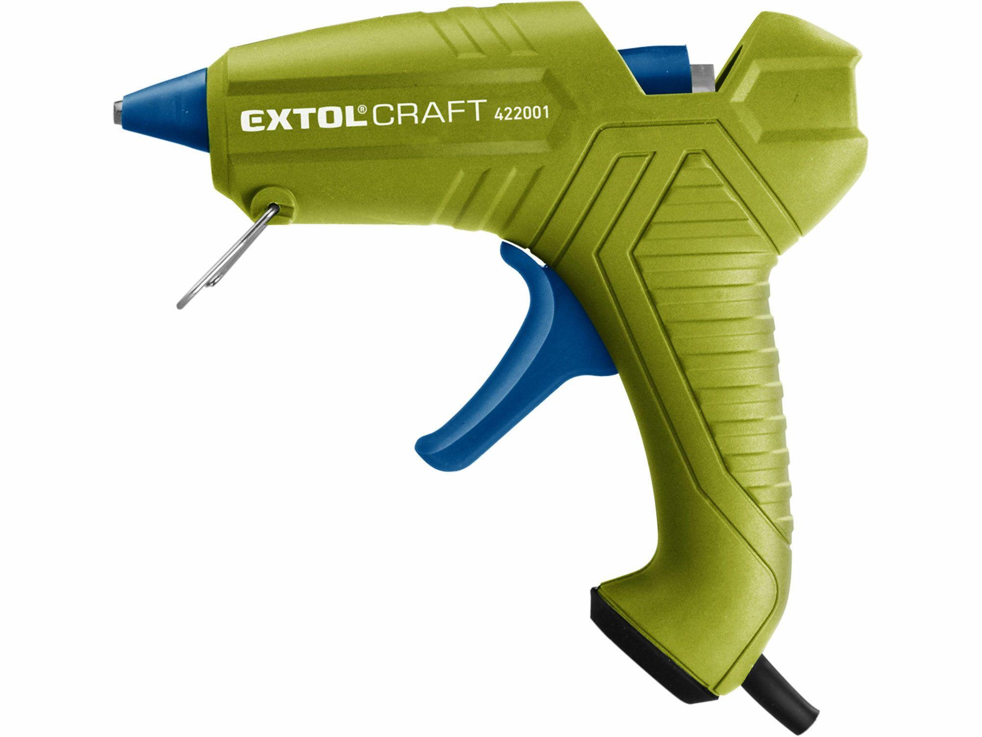 Pistole tavná lepící, Ř11mm, 40W EXTOL-CRAFT