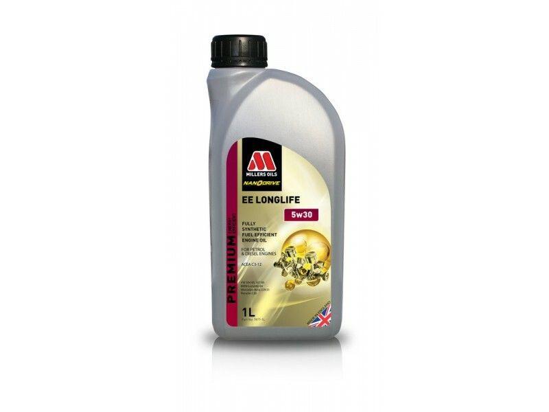 Millers Premium EE Longlife 5w30 1l MILLER OILS