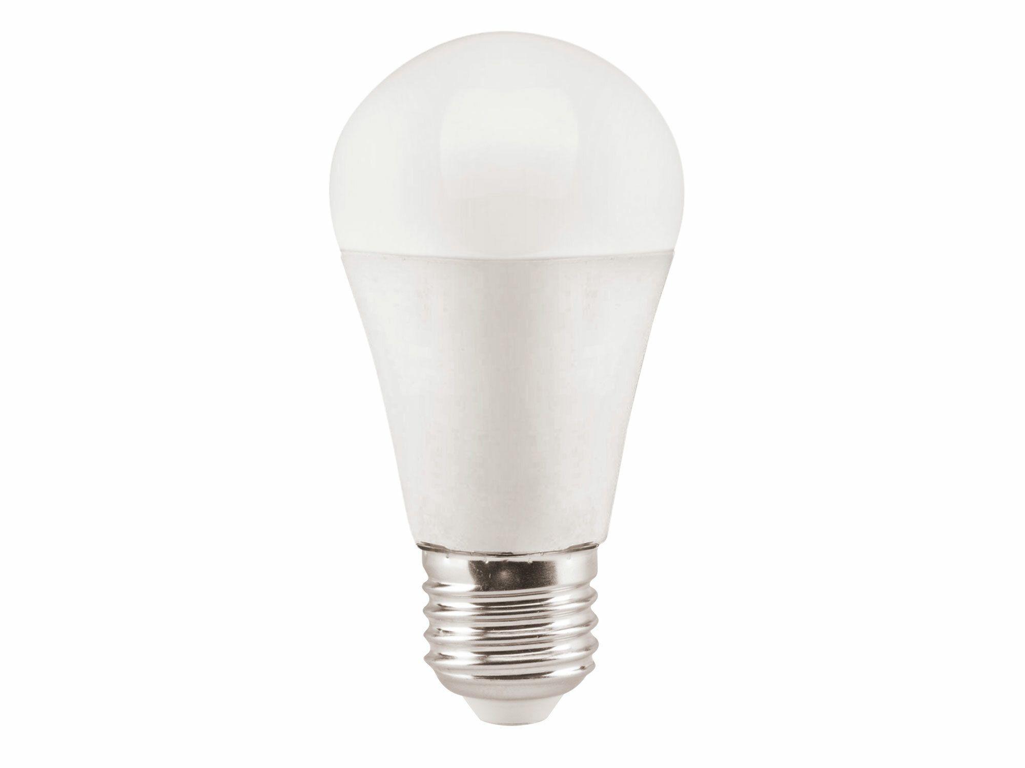 Žárovka LED klasická, 10W, 900lm, E27, teplá bílá EXTOL-LIGHT