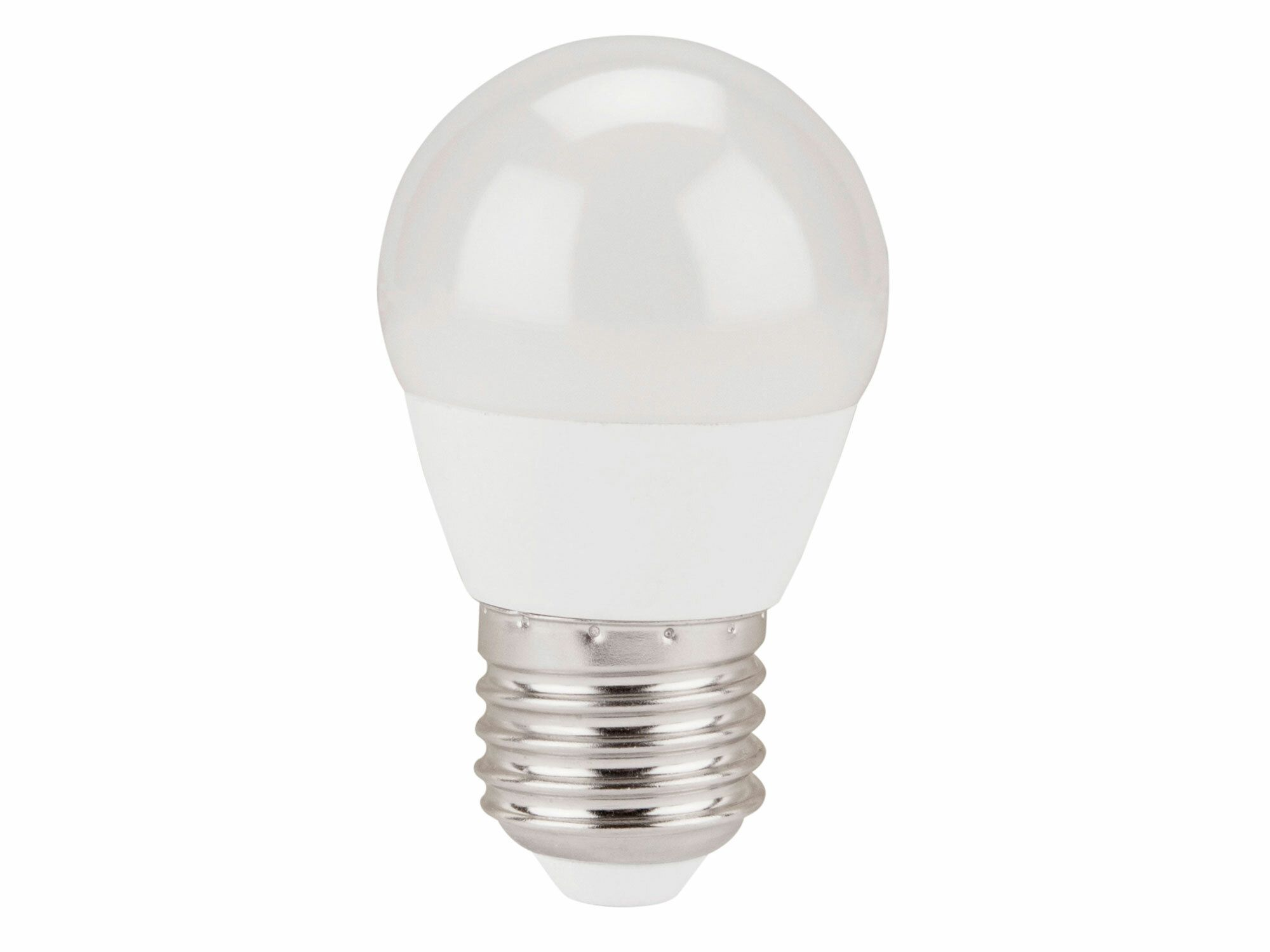 Žárovka LED mini, 5W, 410lm, E27, teplá bílá EXTOL-LIGHT