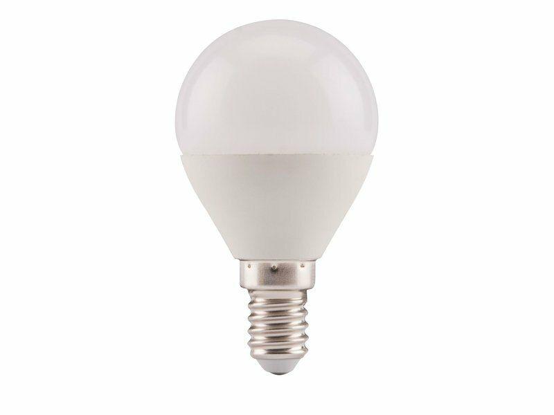 Žárovka LED mini, 5W, 410lm, E14, teplá bílá EXTOL-LIGHT