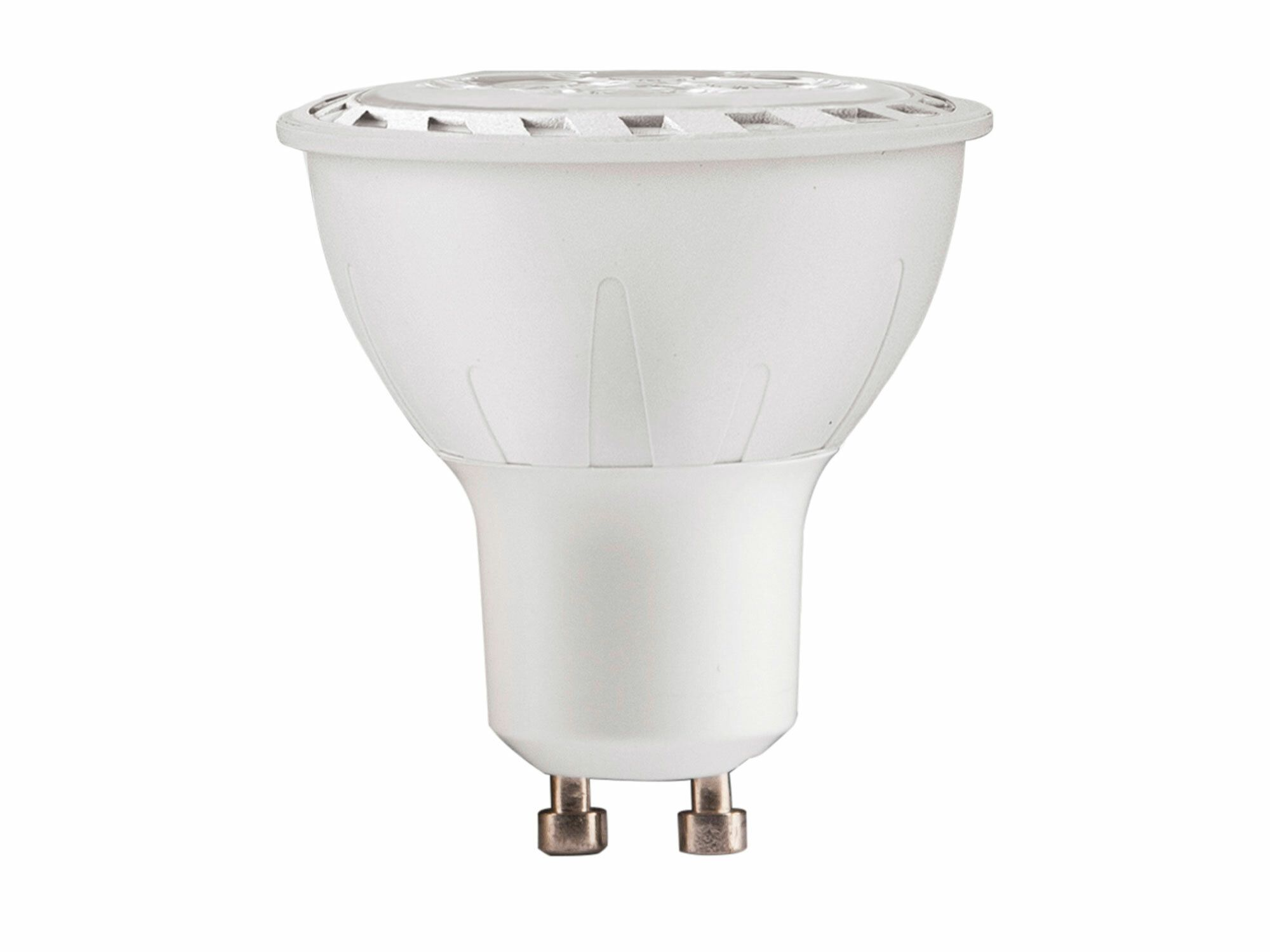 Žárovka LED reflektorová bodová, 7W, 580lm, GU10, teplá bílá, COB EXTOL-LIGHT