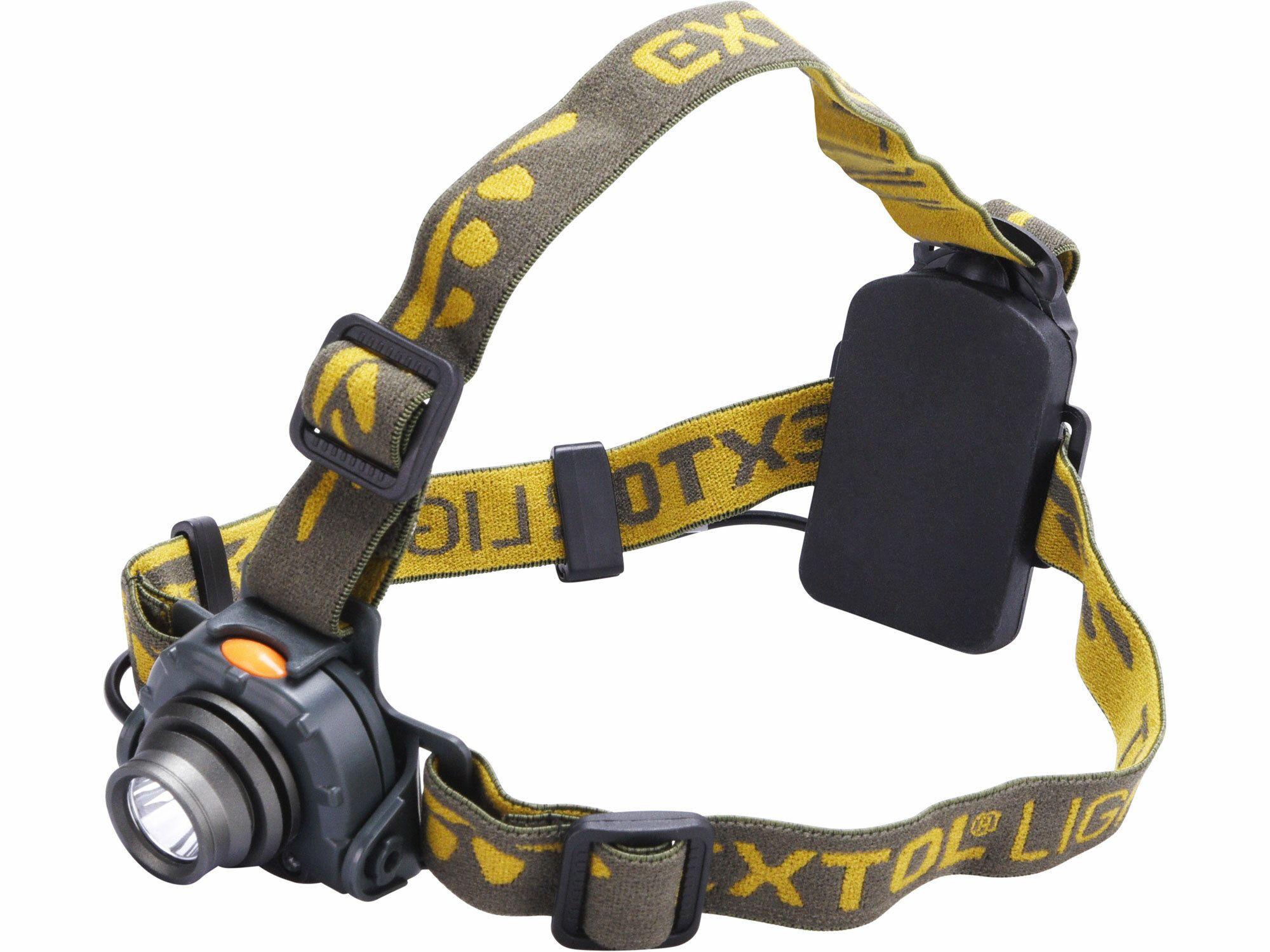 Čelovka 120lm se sensorem, EXTOL LIGHT 43104