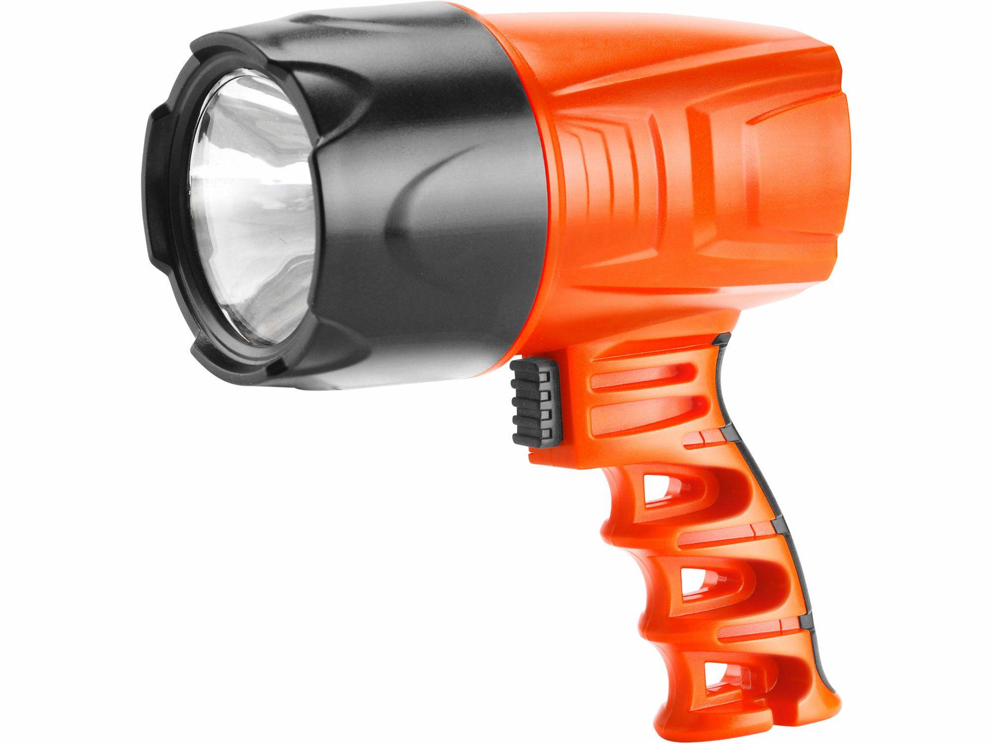 Svítilna 3W CREE LED, nabíjecí, 150lm, dosvit 330m, 3.7V Li-ion 1500mAh EXTOL-LIGHT