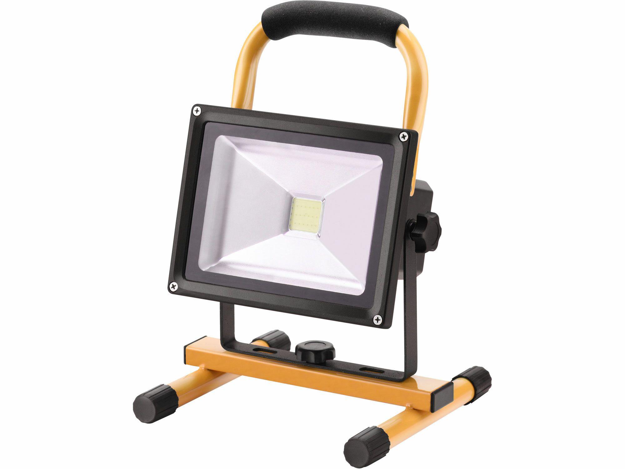 Reflektor LED nabíjecí s podstavcem, 1400lm, EXTOL LIGHT
