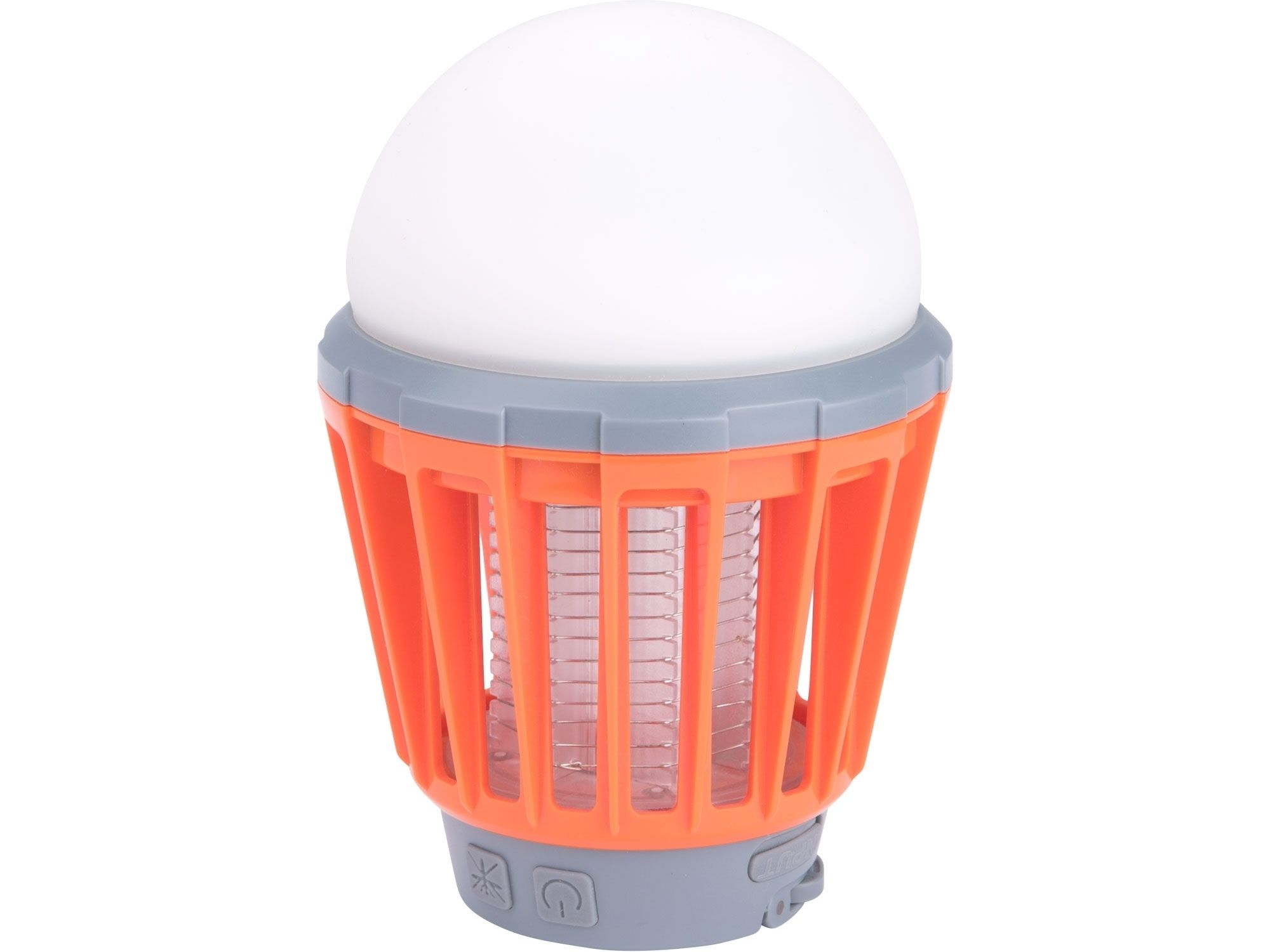 Lucerna turistická s lapačem komárů, 180lm, USB nabíjení, 3x 1W LED EXTOL-LIGHT