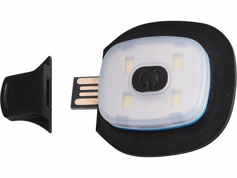 Světlo do čepice, náhradní, nabíjecí, USB EXTOL-LIGHT